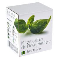 Kit di erbe aromatiche per il giardinaggio.