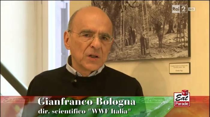 Gianfranco Bologna di WWF Italia.