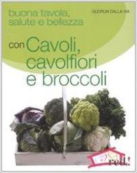 Libro su cavoli, cavolfiori e broccoli.