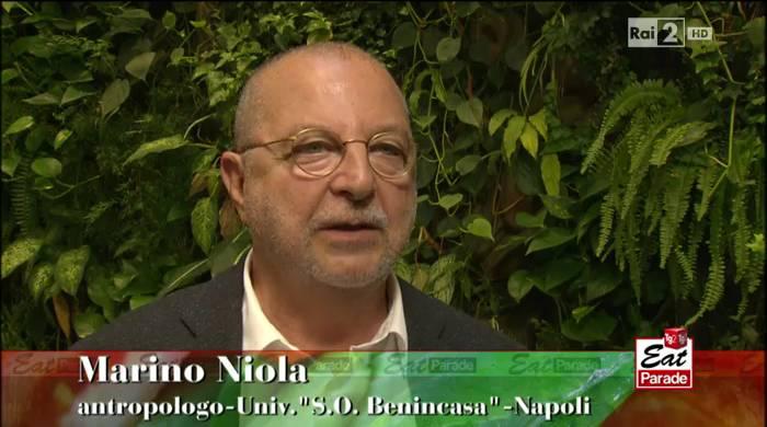 Marino Niola, scrittore e antropologo.