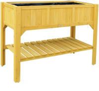 Tavolo per orto urbano.